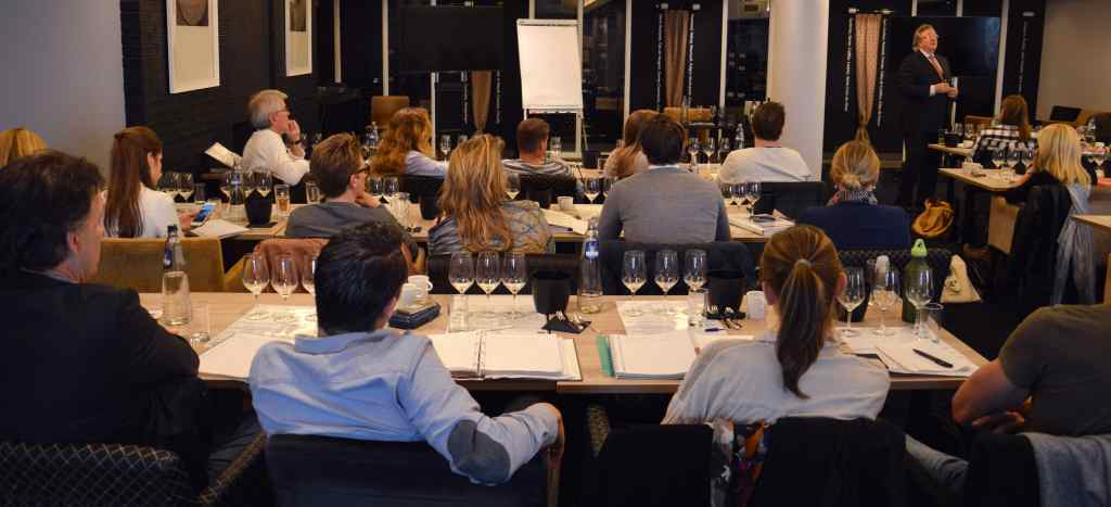 Opleiding gastronoom-sommelier, level 3 door Peter Klosse